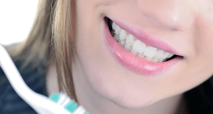 Healthy, strong teeth